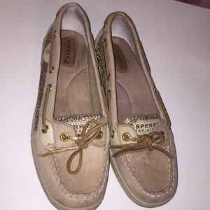 Sperry top sider shoes size 7.5 women's